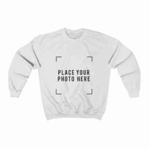 Custom Crewneck Sweatshirt Personalized