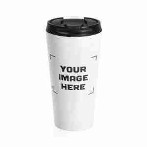 Custom Stainless Steel Travel Mug Personalized