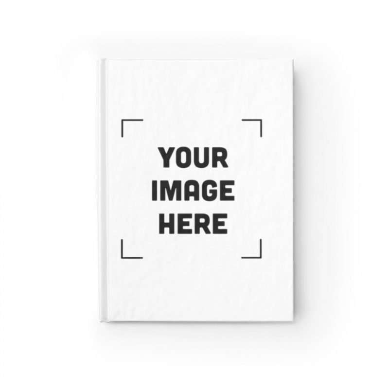 Personalized Journal - Blank Custom Journal