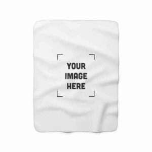Personalized Sherpa Fleece Blanket Custom Blanket