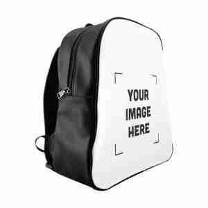 Personalized School Backpack Custom design backpack