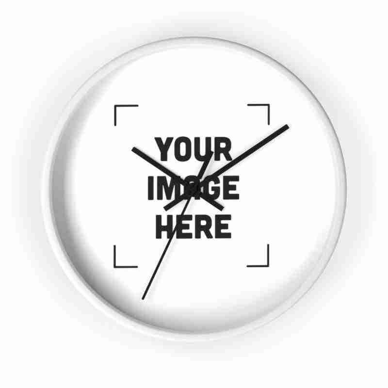 Personalized Wall clock Custom wall Clock
