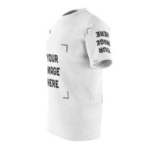 Custom Unisex AOP Cut & Sew Tee Personalized All over Print T-shirt