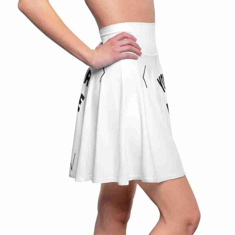 Women's Custom Skater Skirt Personalized