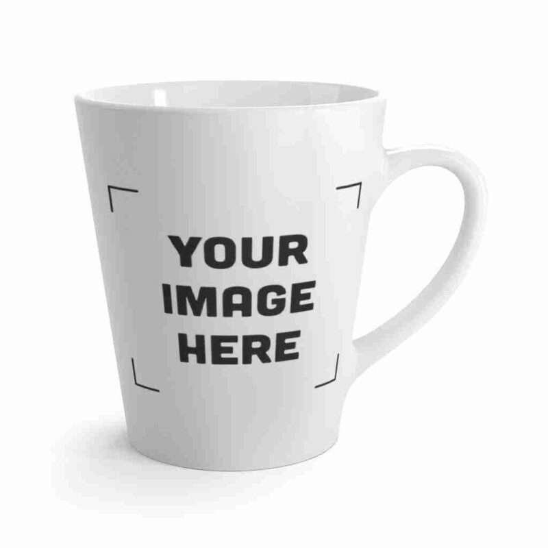 Custom Latte Mug Personalized