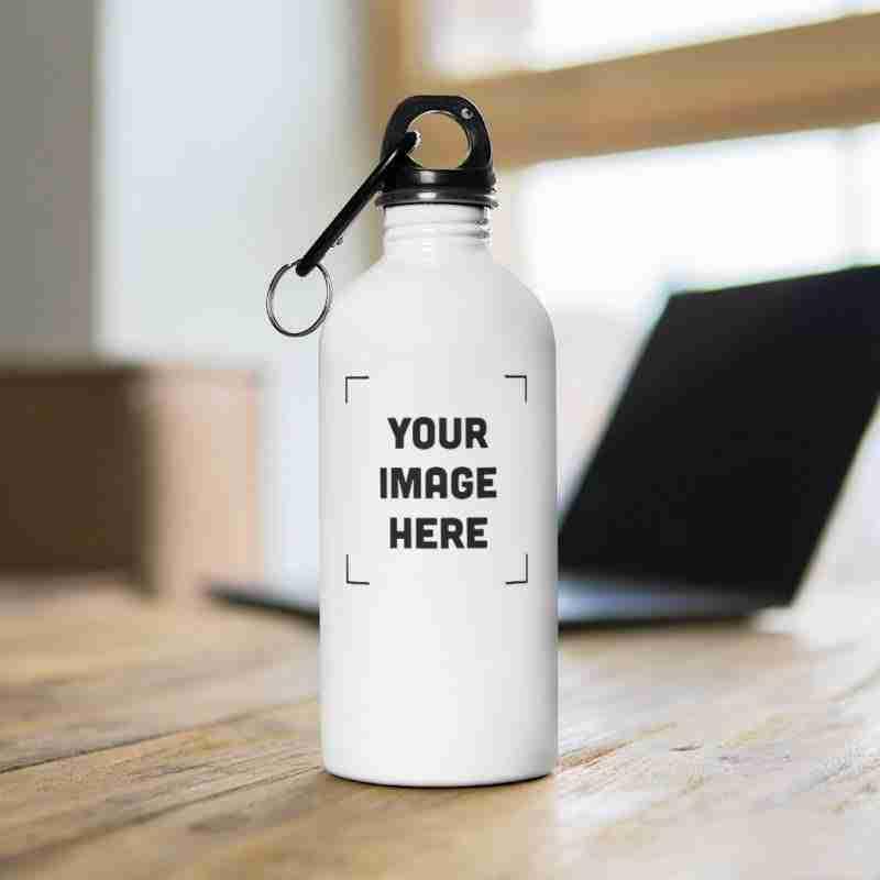Custom Stainless Steel Water Bottle Personalized