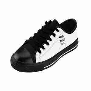 Custom Men's Sneakers Personalized