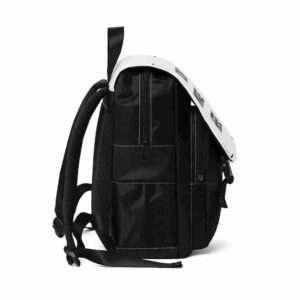 Custom Unisex Casual Shoulder Backpack, Personalized Shoulder Backpack