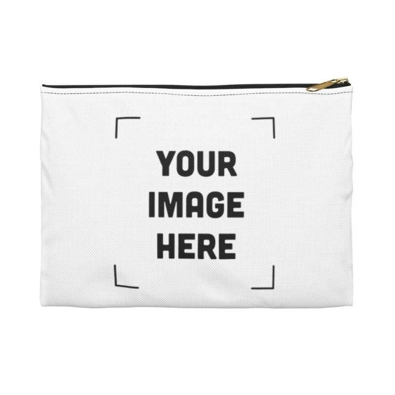 Personalized Accessory Pouch Customizable with your design photos