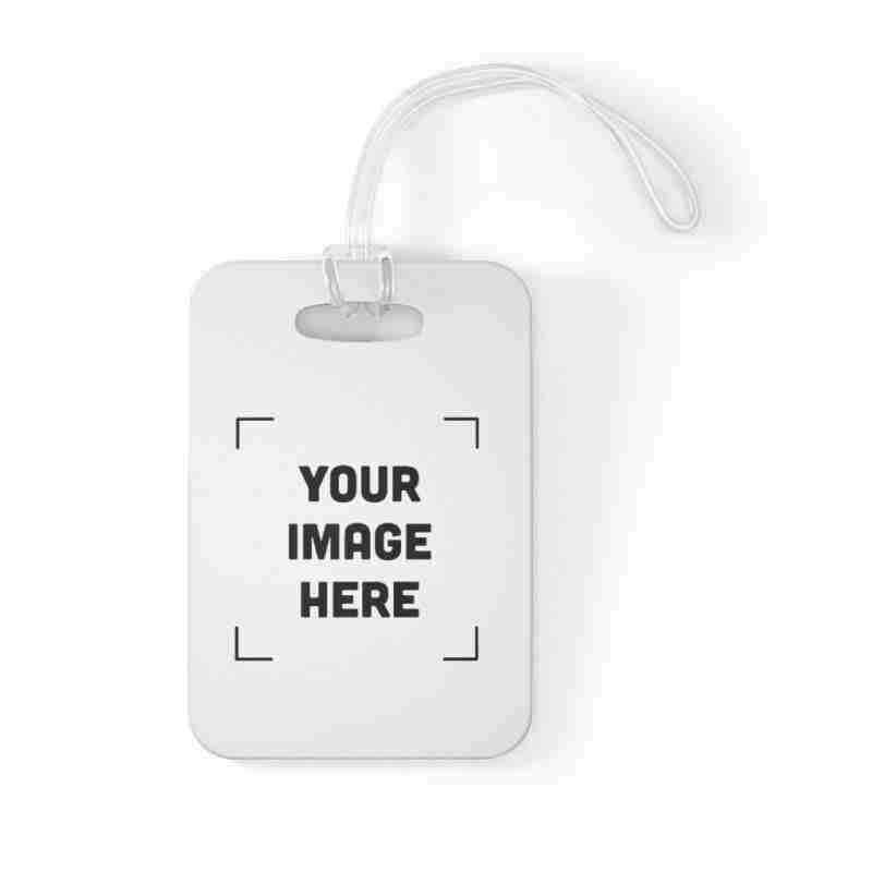 Custom Bag Tag - Personalized Luggage Tag