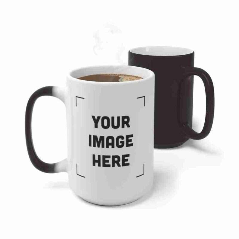 Custom Color Changing Mug Personalized