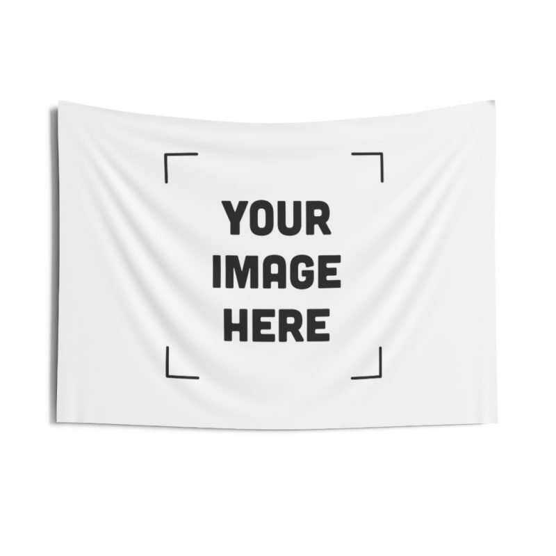Personalized Tapestry Custom Indoor Wall Tapestries