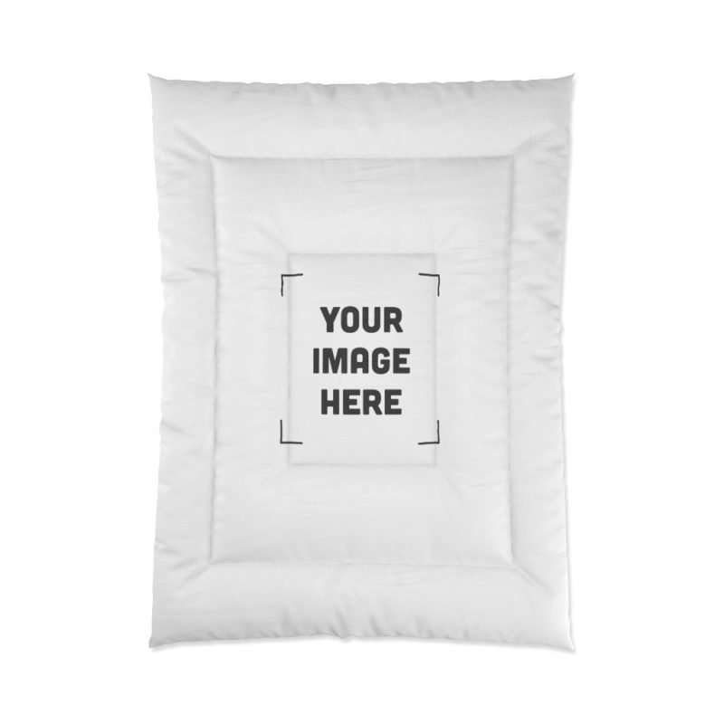 Personalized Comforter