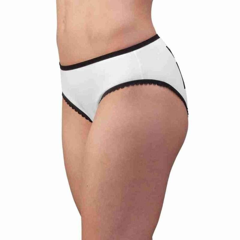 Custom Briefs Personalized Women's Cheeky Briefs underwear panties