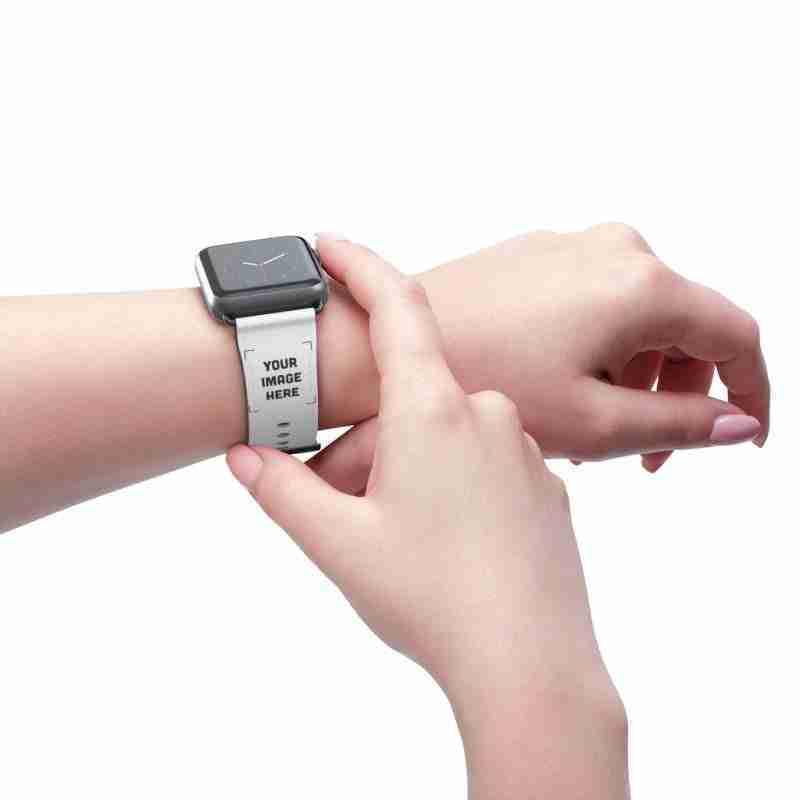 Custom Watch Band Personalized Apple Watch Band
