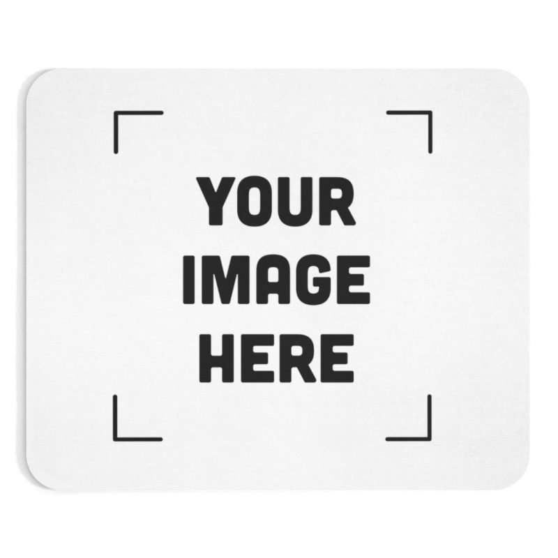 Custom Mouse pad with your image photos text Personalized Mousepad