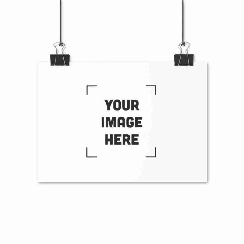 Custom Posters (EU) Personalized