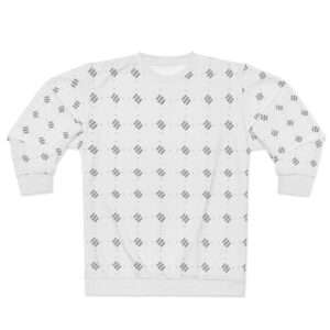 Custom AOP Unisex Sweatshirt Personalized All over Print