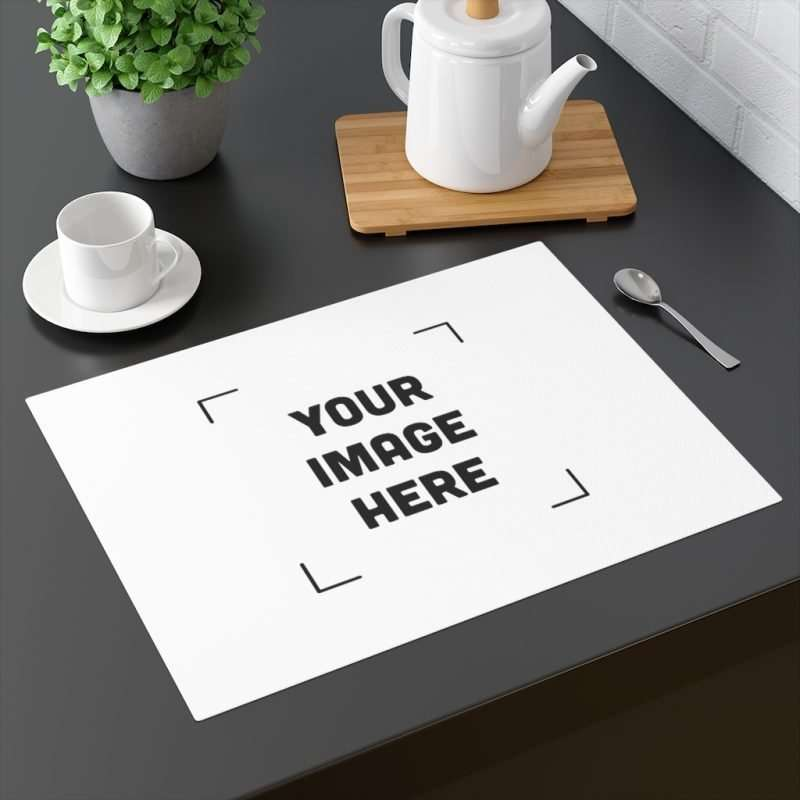 Personalized Placemat, Custom Placemat