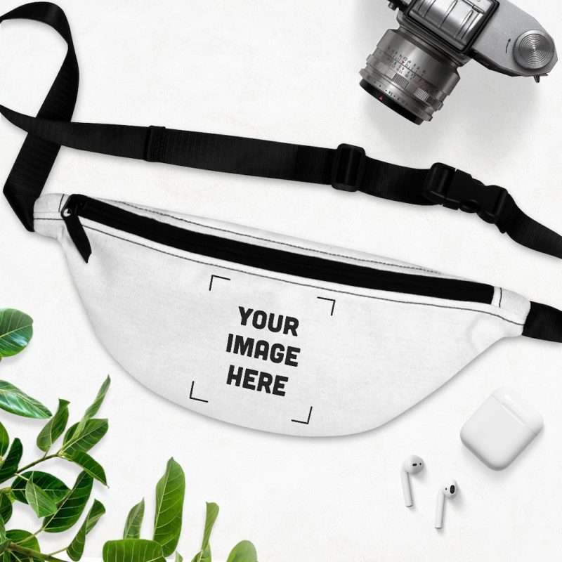 Personalized Fanny Pack Customize it with your photo text