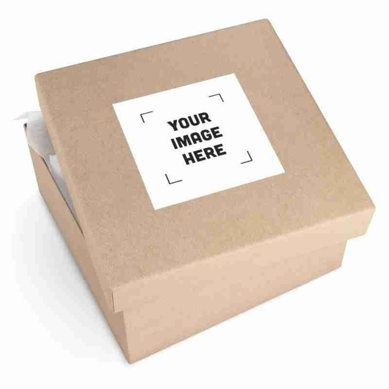 Custom Square Vinyl Stickers Personalized Vinyl Sticker