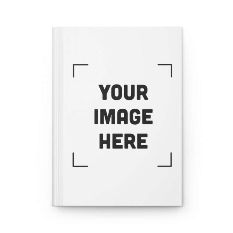 Personalized Hardcover Journal Matte