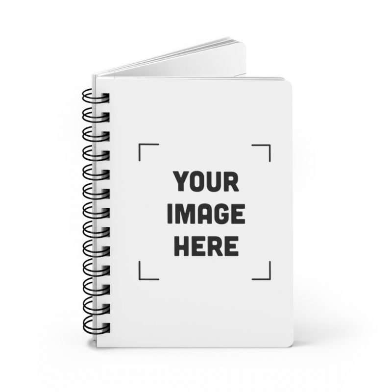 Custom Spiral Bound Journal Personalized Journal