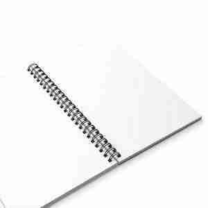 Personalized Spiral Journal (EU) Custom Journal