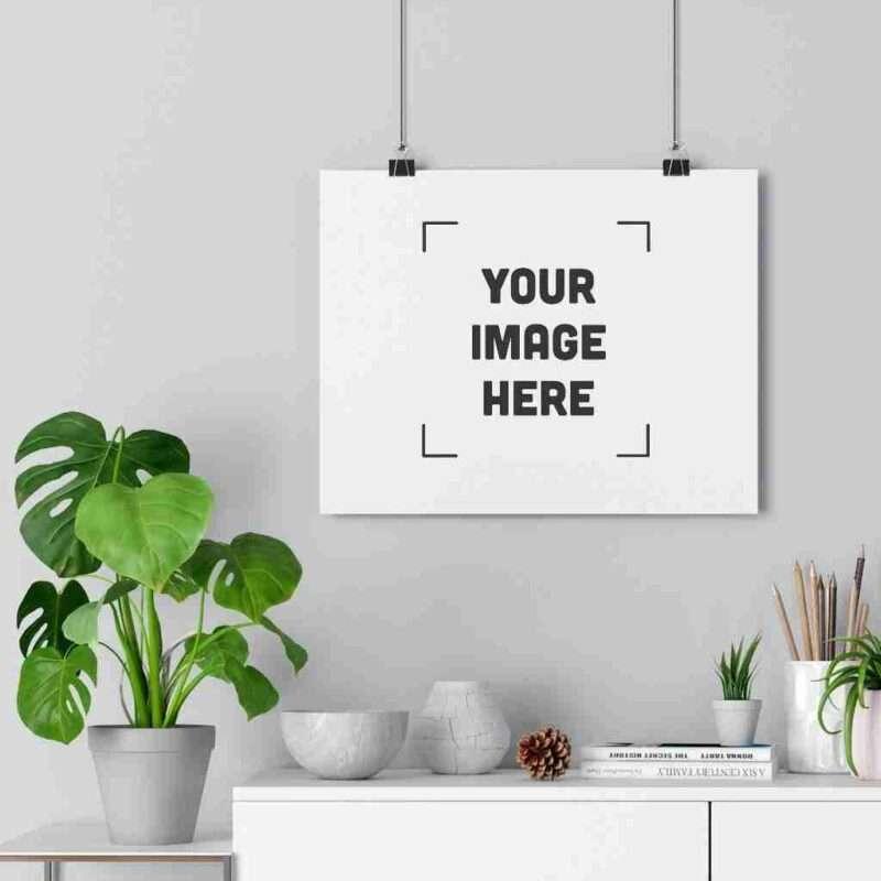 Custom Giclée Art Print Personalized