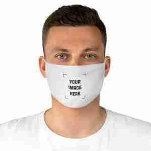 Custom Fabric Face Mask