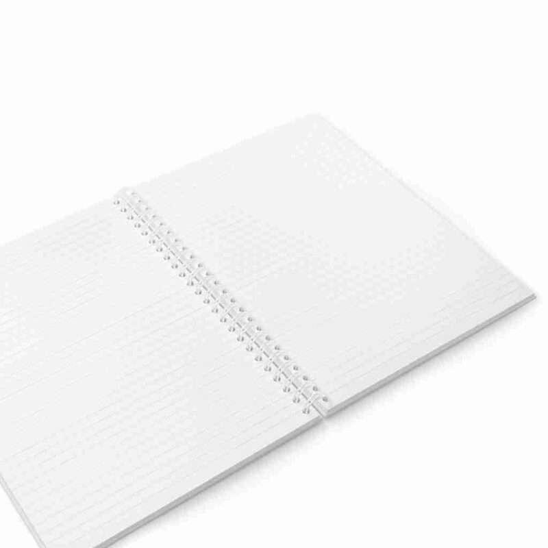 Custom Spiral Notebook