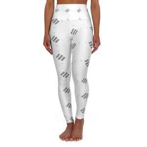 Custom High Waisted Yoga Leggings Personalized