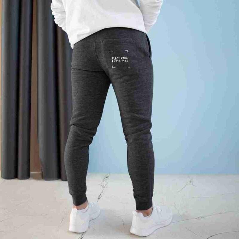 Custom Premium Fleece Joggers Personalized