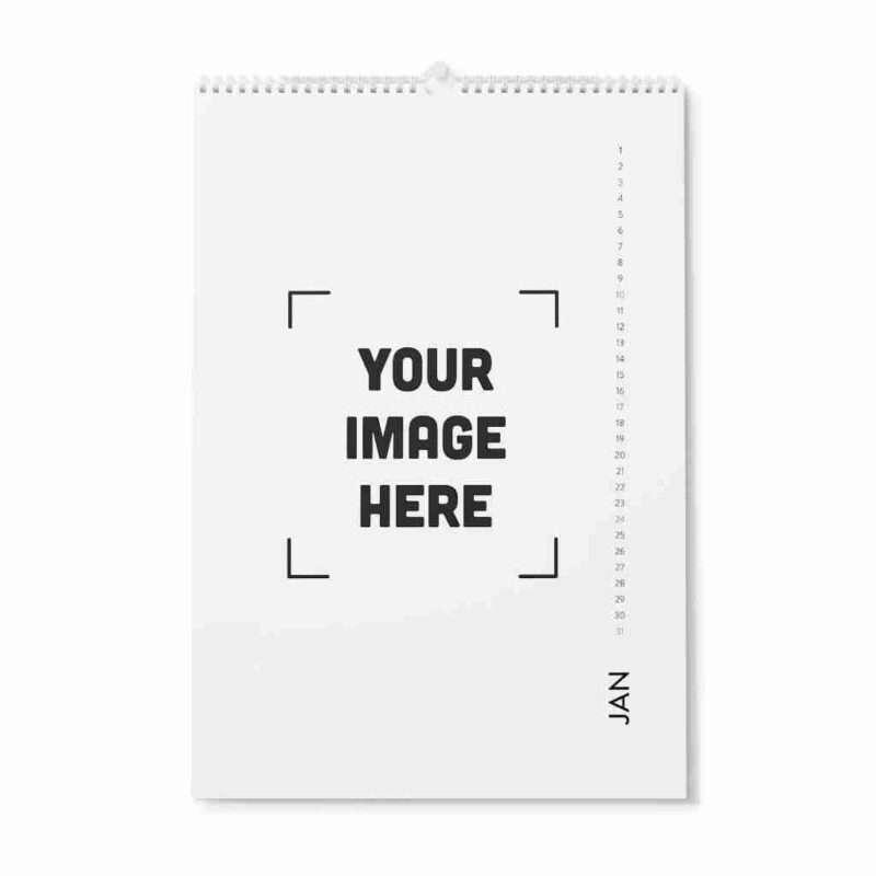 Personalized Wall Calendar (2021)