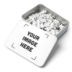 Personalized 252 Piece Puzzle Custom Puzzle with your photos images