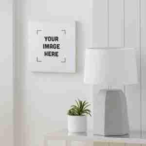 Custom Wood Canvas Personalized