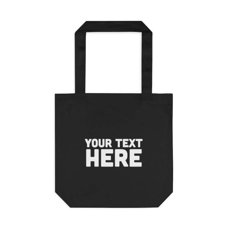 Custom Cotton Tote Bag Personalized Cotton tote Bag