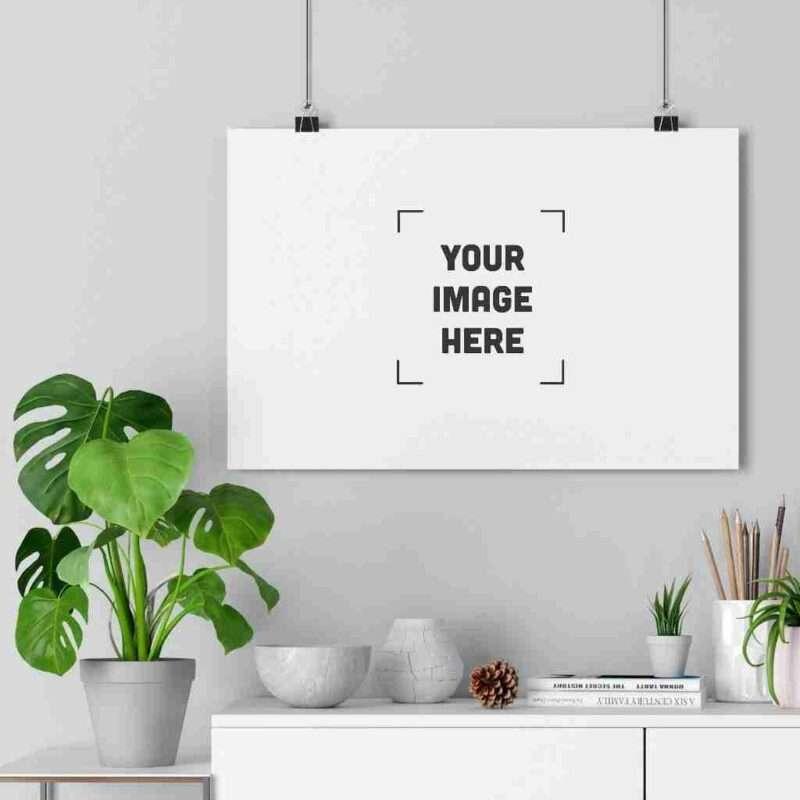 Custom Premium Poster Personalized