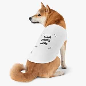 Personalized Tank top for Pet, Custom Pet Tank top