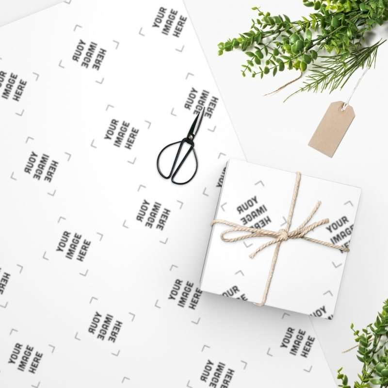 Personalized Wrapping Paper Custom Wrapping Gift Paper