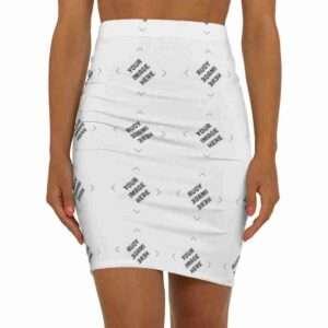 Personalized Mini Skirt